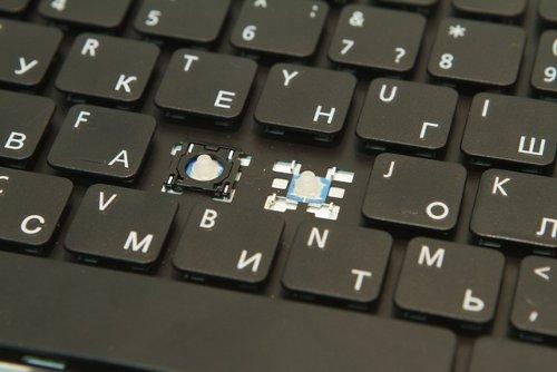Ремонт клавиатуры ноутбука в СПб с выездом мастера на дом